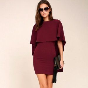 Lulus Best is Yet to Come Medium Backless Dress